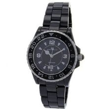 Oceanaut CN1C2601 Ceramic Case and Bracelet Black Dial Date Display