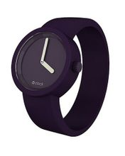 O'Clock Tone On Tone Purple, L