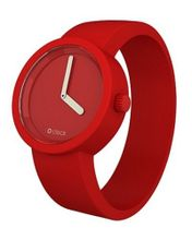 O'Clock Tone On Tone Red, L