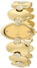 Odin 387-1L Yellow Gold Plated Stainless Steel Quartz