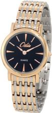 Odin 754-2L Rose Gold Plated Stainless Steel Quartz