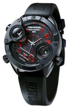 Offshore Cockpit Limited Edition Yvan Muller Dualtime OFF 010 YM with Silicone Strap