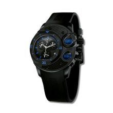 Offshore Limited Commando Black-Blue Chronograph