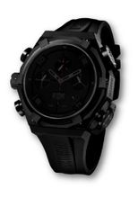 Offshore Limited Force 4 Shadow Black-Black Chronograph