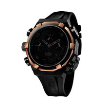 Offshore Limited Force 4 Shadow Black-Rose Gold Chronograph