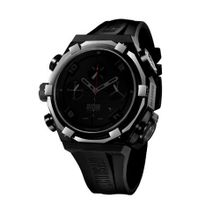 Offshore Limited Force 4 Shadow Black-Steel Chronograph