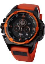 Offshore Limited Octopussy Black and Orange Chronograph