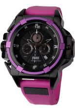 Offshore Limited Octopussy Black and Purple Chronograph