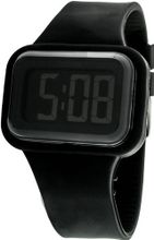 Ollie Chill Digital OL90004-A Midsize with Black Silicone Band