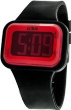 Ollie Chill Digital OL90004-B Midsize with Black Silicone Band