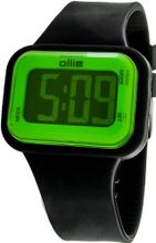 Ollie Chill Digital OL90004-C Midsize with Black Silicone Band