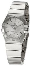 Omega 123.10.27.60.02.001 Constellation Silver Dial