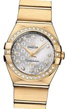 Omega Constellation Constellation 09 Co-Axial Ladies