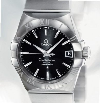Omega Constellation Constellation Double Eagle Chronometer