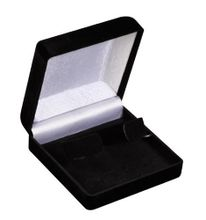 Optima 32-10601 Flocked Bracelet Box Black Case