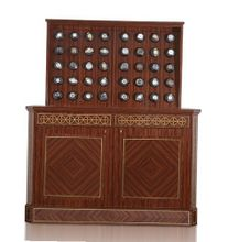 Bergamo 40 Winder Rosewood Cabinet, Rotorwind Movement By Orbita