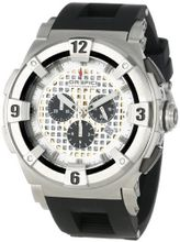 Orefici Unisex ORM14C4801 Evolution One of a Kind Bezel Crystal