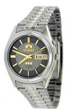 Orient #BEM6Q002K Tri Star Standard Self Winding Automatic