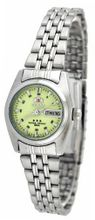 Orient #BNQ1W003R Tri Star Luminous Dial Automatic