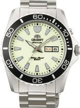 Orient #EM75005R Stainless Steel Luminous Dial Mako XL 200M Automatic Diver