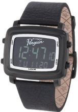Original Penguin OP 1017 BK Tony Black Digital Display