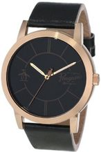 Original Penguin OP1025RG Nathan Quartz Analog Rose Gold Case