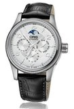 Oris Big Crown Complication Silver Dial Black Leather 582-7678-4061LS