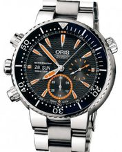Oris Divers Carlos Coste Chronograph Limited Edition