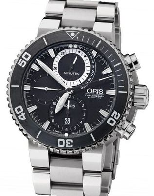 Oris Divers Carlos Coste Limited Edition Cenote Series