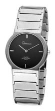 Orphelia 122-7601-98 Analog Quartz with Black Dial and Steel Bracelet