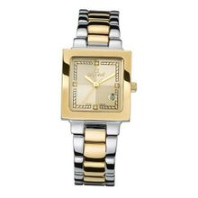 Oskar Emil Belarus Ladies 4 Diamond 2 Tone Stainless Steel Limited Edition