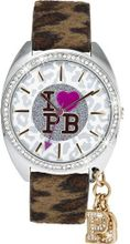 Pauls Boutique PA006LEO Ladies Silver Brown