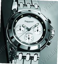 Pequignet Moorea Collection Moorea Ronde Chronograph