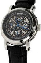 Perigaum 1972 Squelette Automatic P-0506-SS Automatic for Him Skeleton Dial