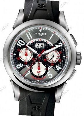 Perrelet  Chrono Big Date