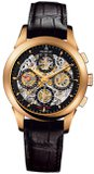 Perrelet Skeleton Chronograph And Second Time Zone A3007/9