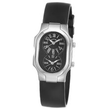 Philip Stein 1-MB-RB Signature Black Rubber Strap