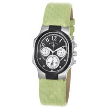 Philip Stein 22TB-FB-SMLG Classic Light Green Leather Strap