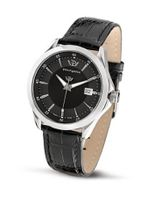 Philip Blaze Analogue R8251165225 with Quartz Movement, Black Dial and Stainless Steel Case
