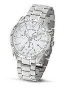 Philip Blaze Chronograph R8273995215 with Quartz Movement, White Dial and Stainless Steel Case