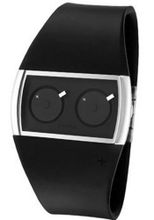 Philippe Starck PH5029 Palindrome Too Analog Black Rubber