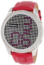 Phosphor MD003L Appear Collection Fashion Crystal Mechanical Digital
