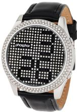 Phosphor MD005L Appear Collection Fashion Crystal Mechanical Digital