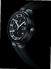Porsche Design Flat 6 P'6360 Automatic Chrono - Black and Red