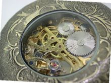 uPrecision Time Direct Centennial 19th Century Pocket , 17 Jewel Mechanical