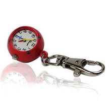 Alarm Shaped Key chain Red - JUST ARRIVE!!!