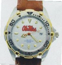 NCAA Elite with Leather Collegiate University of Mississippi -XWL161