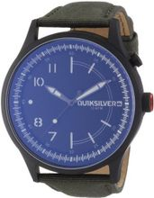 Quiksilver Admiral Canvas Quartz with Multicolour Dial Analogue Display and Multicolour Fabric and Canvas Bracelet M164LWAARM719T