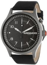 Quiksilver EQYWA00008-GUN Admiral Oversized Leather Analog