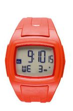 Quiksilver Fragment Red Digital M159DRRED with Polyurethane Strap